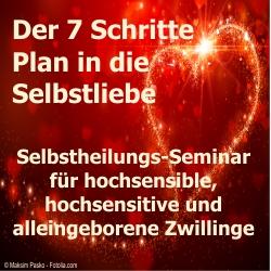 Der 7 Schritte Plan in die Selbstliebe (Online Seminar)