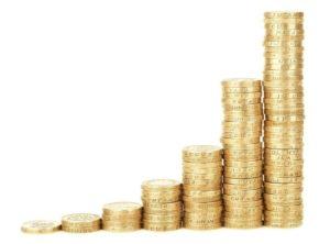 Münzen Reichtums-Test