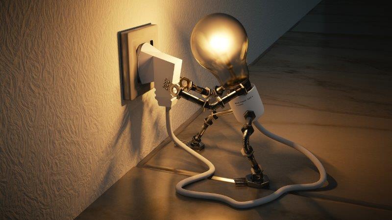 Glühbirne - bodysense