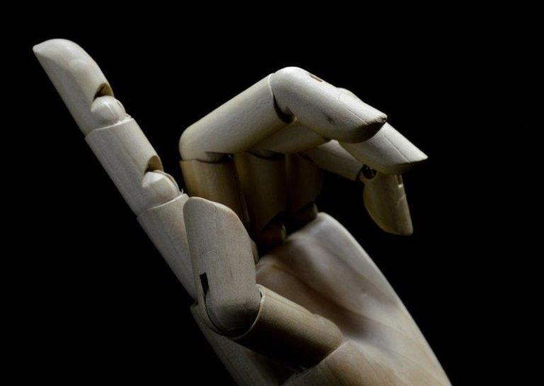 EFT mit Fingerspitzen