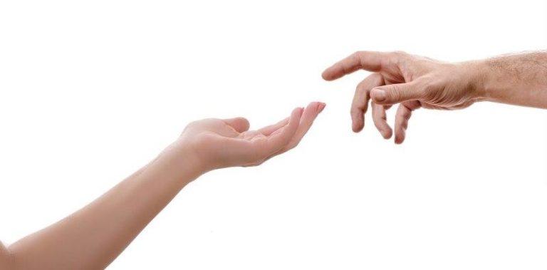EFT - die Kraft in den Händen