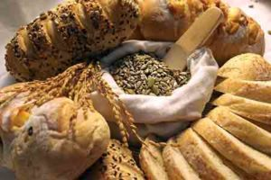 Kohlenhydrate Brot