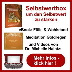 Selbstwertbox (Meditation und eBook als PDF) - besonders geeignet für Hochsensible