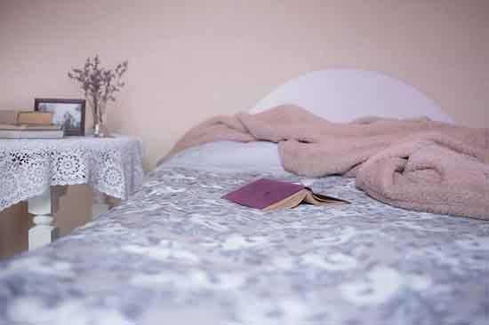 Schlafstörungen Bett leer
