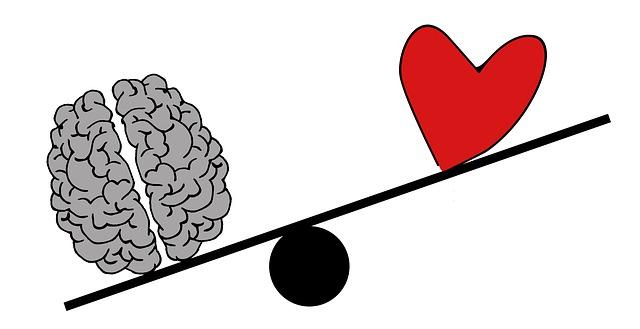 Herz/Gehirn Waage