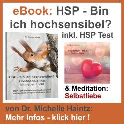 eBook - HSP Bin ich hochsensibel? Inkl HSP Test