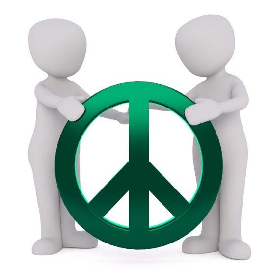 Peace Frieden