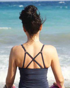 Nacken Schultern