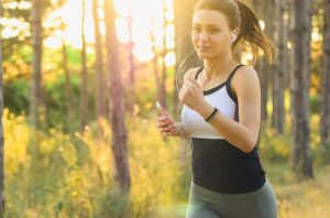 richtiges Laufen