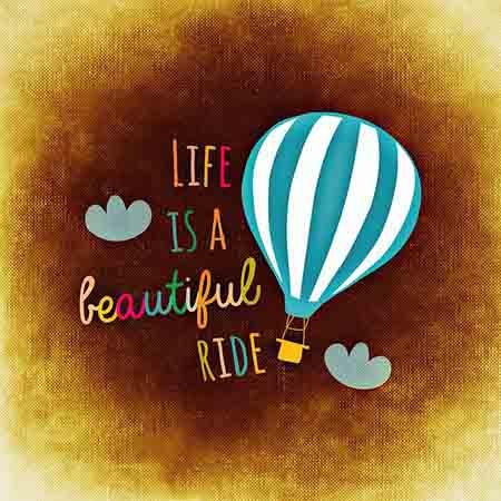 das Leben ist schön