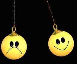 Stresshormone und Glückshormone