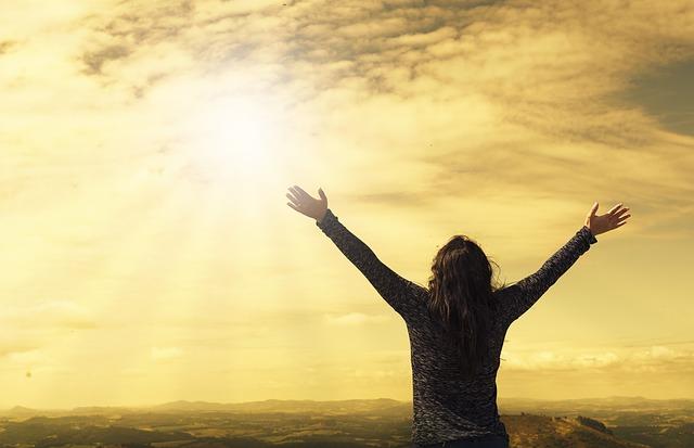 öffne dich für die 7 Schritte in die Selbstheilung