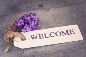 Inneres kind Willkommen