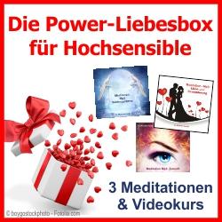 Power-Liebesbox - besonders geeignet für Hochsensible