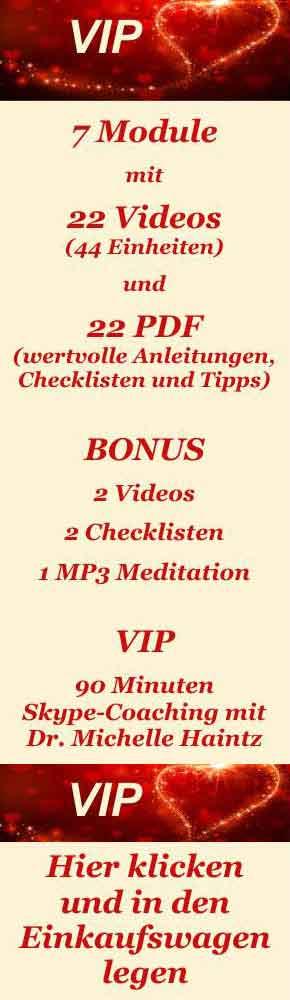 7 Schritte Plan in die Selbstliebe (VIP)