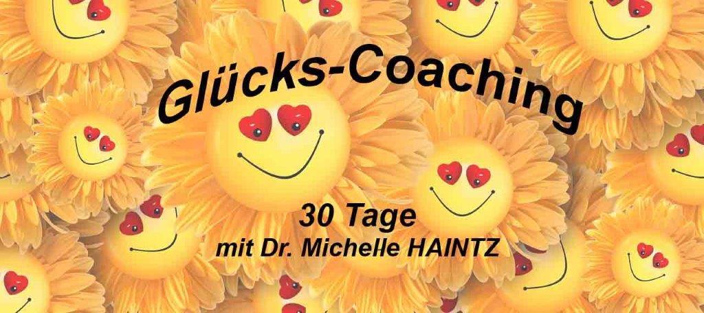 🍀 30 Tage Glücks-Coaching 🍀